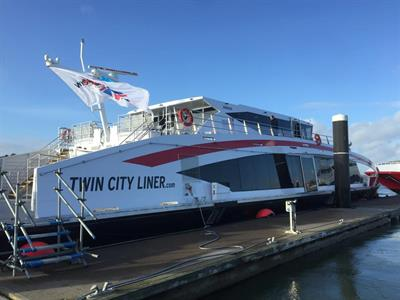 NEW Twin City Liner